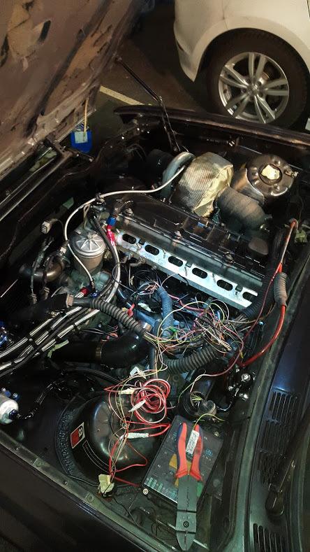 Bmw E30 M50b25 Turbo  Emu  From Austria