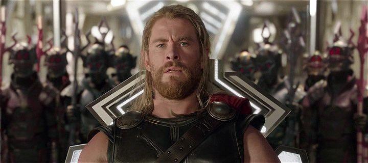 Thor 3: Ragnarok Ekran Görüntüsü 2