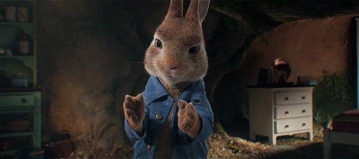 Tavşan Peter Ekran Görüntüsü 2