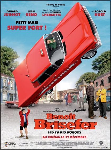 Demirkıran - Benoît Brisefer: Les taxis rouges (2014) türkçe dublaj film indir