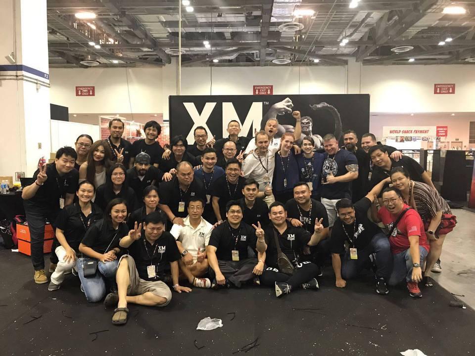 XM Studios: Coverage STGCC 2018 - September 08-09 Xz33gdfm