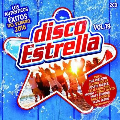 Disco Estrella, Vol. 19 (Los Auténticos Éxitos Del Verano 2016) (2016) .mp3 - 320kbps