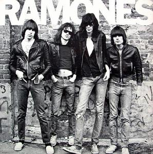 Ramones - Ramones: 40th Anniversary Deluxe Edition (Remastered) (2016)