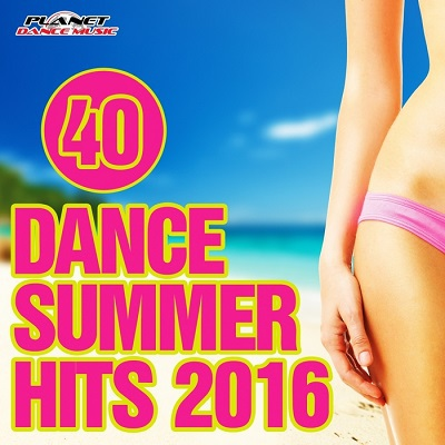 40 Dance Summer Hits 2016 (2016) .mp3 - 320kbps