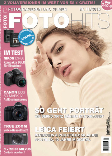 : Fotohits Magazin November No 11.2016