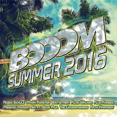 Booom Summer 2016 (2016) .mp3 - 320kbps