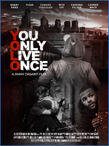 You Only Live Once 2021 1080p AMZN WEBRip DD2 0 X 264-EVO