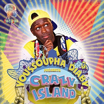 Youssoupha Diaby - Crazy Island (2018)