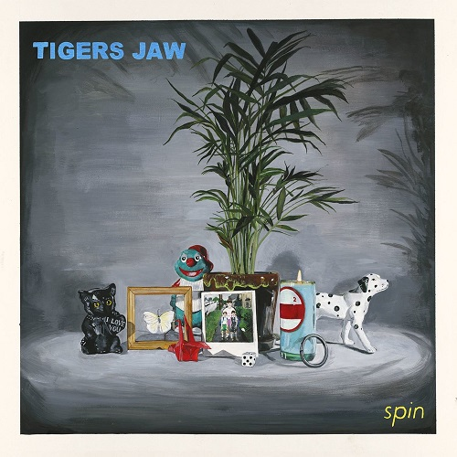 Tigers Jaw - Spin (2017)