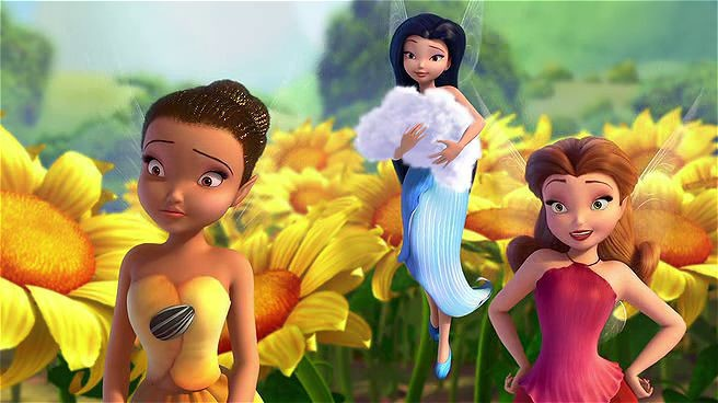 Tinker Bell ve Korsan Peri Ekran Görüntüsü 2
