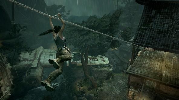 Tomb Raider Full Türkçe Yükle