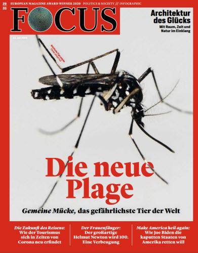 Focus Nachrichtenmagazin No 29 vom 11 Juli 2020