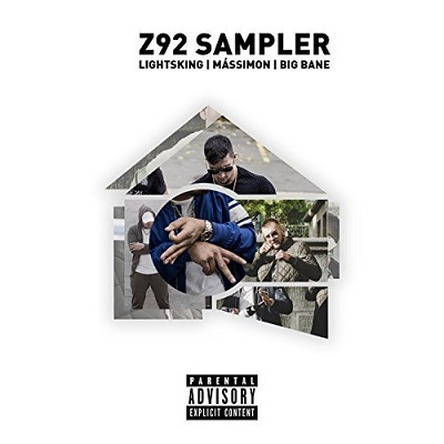 Lightsking, M?ssimon & Big Bane - Z92 Sampler (2018)