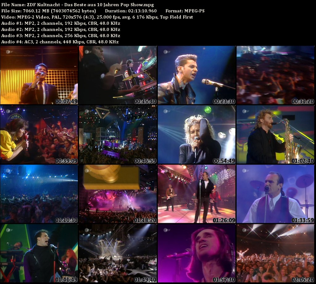 The ZDF-Kultnacht - The best of 10 years Pop-Show Zdfkultnacht-dasbesteomk0v