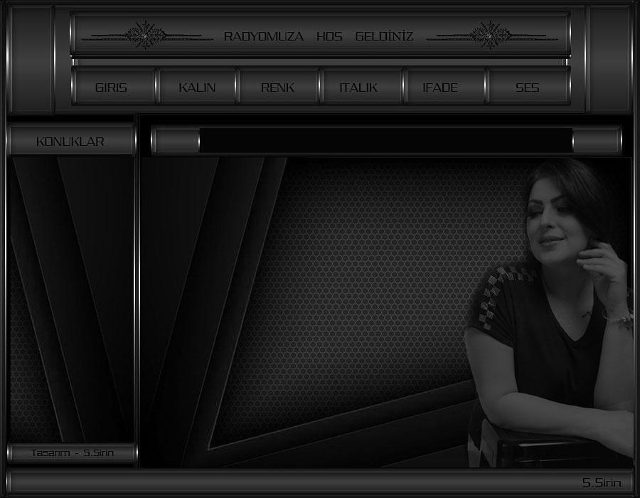 Sabri Şirin Flatcast radyo Bayan_tema_ özel 5_