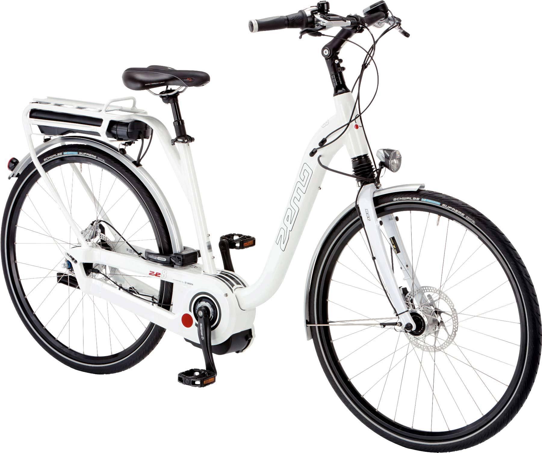 elektro fahrrad zemo ze 8 alfine 8 g 28 pedelec e bike. Black Bedroom Furniture Sets. Home Design Ideas