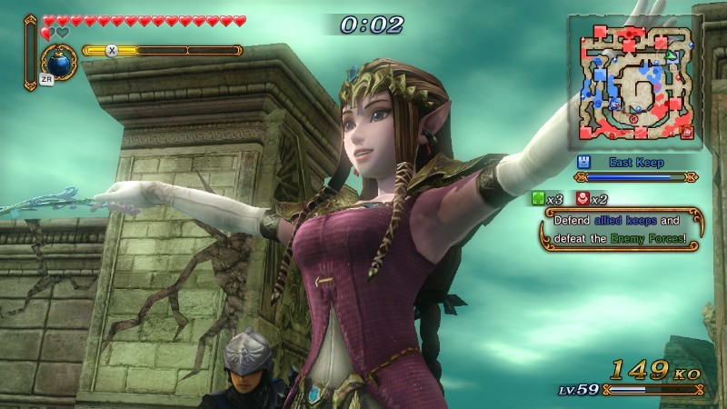 Im Astounded By The Addictive Nature Of Hyrule Warriors Are Other