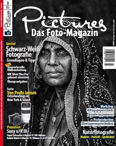 :  Pictures Das Foto-Magazin März No 06 2018