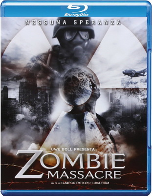 Zombie Massacre (2013) Full Blu Ray DTS HDMA AVC