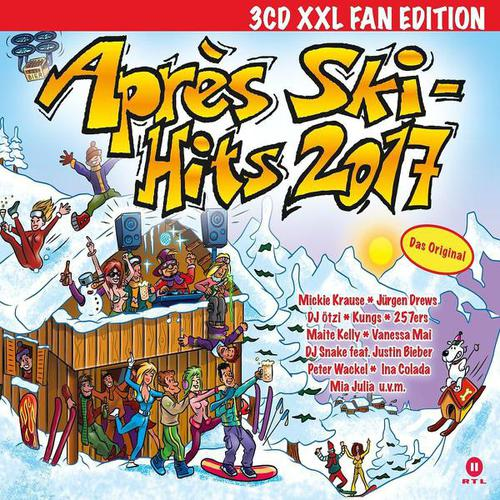 Apres Ski-Hits 2017 (XXL Fan Edition) (2016)