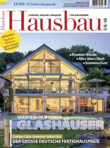 :  Hausbau Magazin Mai-Juni No 05,06 2018