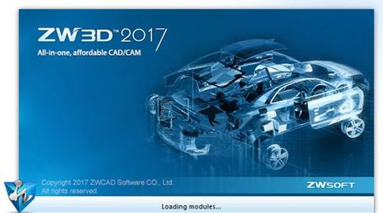 download ZWCAD.ZW3D.2018.v22.00.(x64)