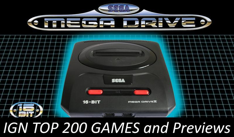 UL|SO] IGN Top 200 Sega Genesis Roms Collection 2016