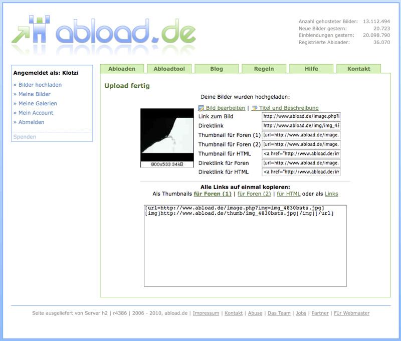 html text neben bild