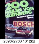 1980 Deutsche Automobil-Rennsport-Meisterschaft (DRM) 1980_norisring_drm-przbkcs