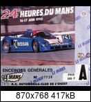 24 HEURES DU MANS YEAR BY YEAR PART FOUR 1990-1999 1990-lm-0-tickets-001zvjyp