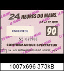 24 HEURES DU MANS YEAR BY YEAR PART FOUR 1990-1999 1990-lm-0-tickets-004zck6m