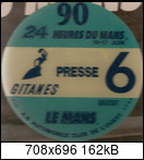 24 HEURES DU MANS YEAR BY YEAR PART FOUR 1990-1999 1990-lm-0-tickets-007dajuc