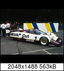 24 HEURES DU MANS YEAR BY YEAR PART FOUR 1990-1999 1990-lm-1-brundleferts7j7y