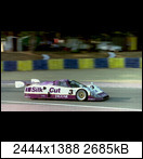 24 HEURES DU MANS YEAR BY YEAR PART FOUR 1990-1999 1990-lm-3-nielsencobbcbk54