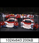 24 HEURES DU MANS YEAR BY YEAR PART FOUR 1990-1999 1990-lm-601-toyota-004djre