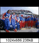 24 HEURES DU MANS YEAR BY YEAR PART FOUR 1990-1999 1990-lm-702-markblundaxkrc