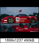 24 HEURES DU MANS YEAR BY YEAR PART FOUR 1990-1999 - Page 30 1995-lm-46-favreokadacwk6z