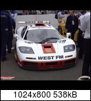 24 HEURES DU MANS YEAR BY YEAR PART FOUR 1990-1999 - Page 30 1995-lm-49-nielsenbsch9jgm