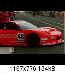 24 HEURES DU MANS YEAR BY YEAR PART FOUR 1990-1999 - Page 30 1995-lmtd-48-favre-00f6kwj