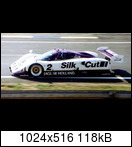 24 HEURES DU MANS YEAR BY YEAR PART FOUR 1990-1999 90lm02xjr12jlammers-acsjuk