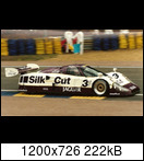 24 HEURES DU MANS YEAR BY YEAR PART FOUR 1990-1999 90lm03xjr12jnielsen-pywjfo