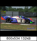 24 HEURES DU MANS YEAR BY YEAR PART FOUR 1990-1999 90lm06p962chpescarolo32kl1