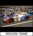 24 HEURES DU MANS YEAR BY YEAR PART FOUR 1990-1999 90lm06p962chpescarolo6djj3