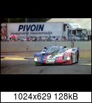 24 HEURES DU MANS YEAR BY YEAR PART FOUR 1990-1999 90lm06p962chpescarolo7gjyv
