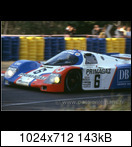 24 HEURES DU MANS YEAR BY YEAR PART FOUR 1990-1999 90lm06p962chpescarolodekmp
