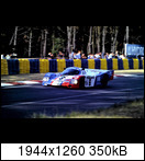 24 HEURES DU MANS YEAR BY YEAR PART FOUR 1990-1999 90lm06p962chpescarolon2k58