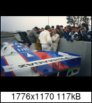 24 HEURES DU MANS YEAR BY YEAR PART FOUR 1990-1999 90lm06p962chpescaroloswjuk