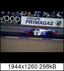 24 HEURES DU MANS YEAR BY YEAR PART FOUR 1990-1999 90lm06p962chpescarolotfkbk