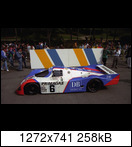 24 HEURES DU MANS YEAR BY YEAR PART FOUR 1990-1999 90lm06p962chpescarolox1j00