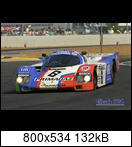 24 HEURES DU MANS YEAR BY YEAR PART FOUR 1990-1999 90lm06p962chpescaroloy2kmp